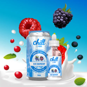 Chill BLUE RASPBERRY