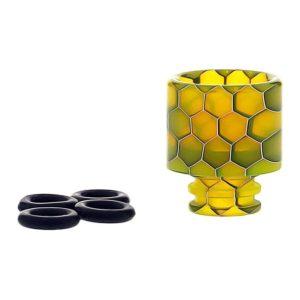 Blitz 510 snake skin drip tip